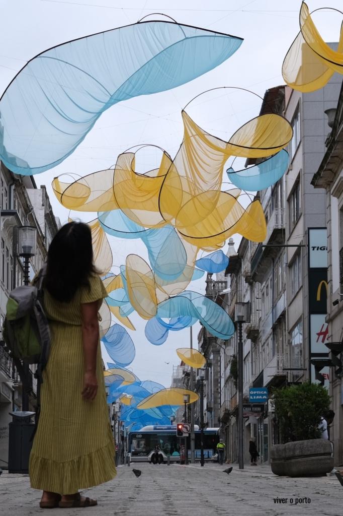 Paisagem Etérea Rua de Santa Catarina